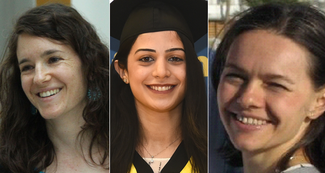 Three CS Graduates Win The Eric and Wendy Schmidt Postdoctoral Award for Women in Mathematical and Computing Sciences