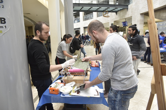 Project Fair in IoT and Android, photo 138