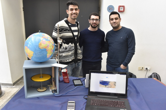 Project Fair in IoT and Android, photo 145