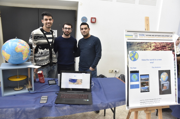 Project Fair in IoT and Android, photo 147