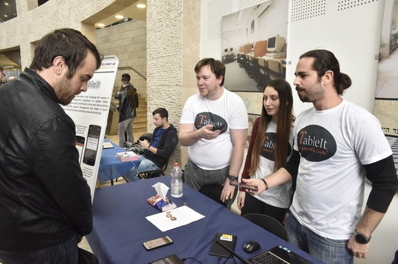 Project Fair in IoT and Android, photo 23