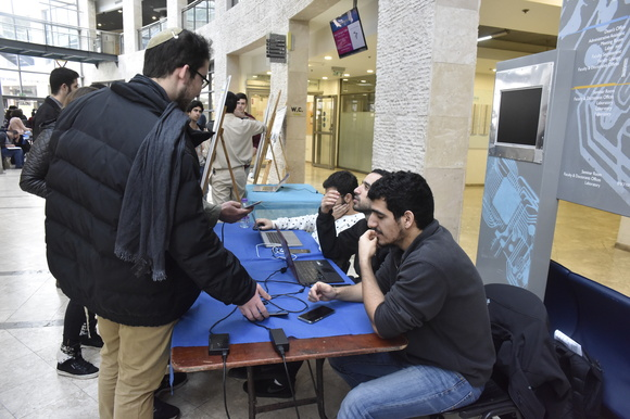 Project Fair in IoT and Android, photo 44