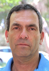 Photo of Prof. Ehud Rivlin