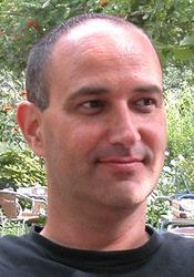 Photo of Prof. Erez Petrank