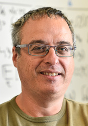 Photo of Prof. Eyal Kushilevitz