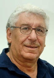 Photo of Prof. Nissim Francez
