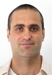 Photo of Associate Professor Nir Ailon