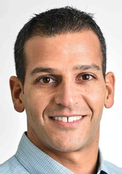 Photo of Assistant Professor Eitan Yaakobi