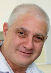 Photo of Associate Professor Yossi Gil