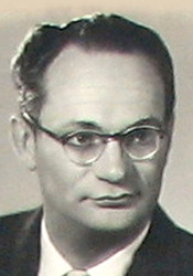 Photo of Prof. Michael Yoeli
